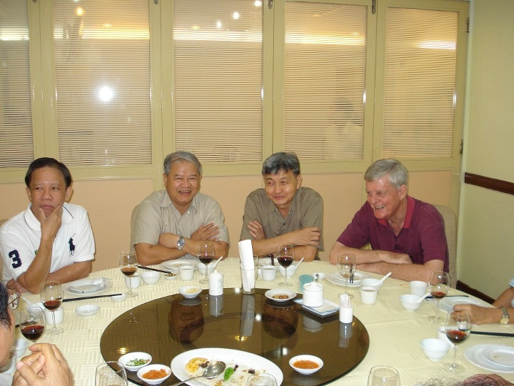 Dinner @ Hooi Loong - Nov 2010 1