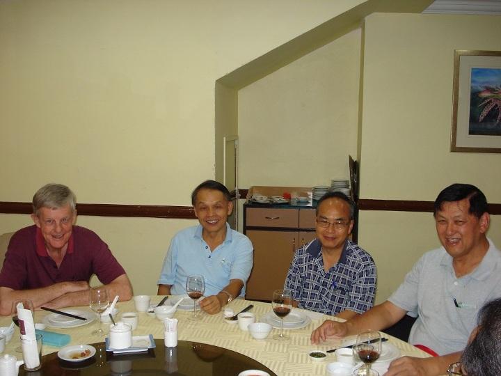 Dinner @ Hooi Loong - Nov 2010 4