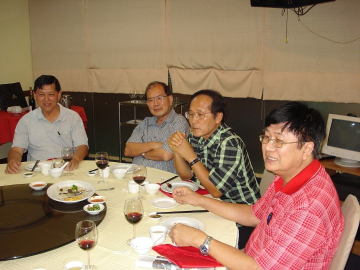 Dinner @ Hooi Loong - Nov 2010 6